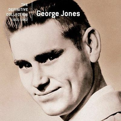George Jones - THE DEFINITIVE COLLECTION  - 22 Track Best Of CD - Remastered