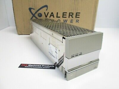 New Valere V2000A-VV Rectifier 200-240VAC 13.8-11.5A IN, 42-56VDC 0-40A OUT