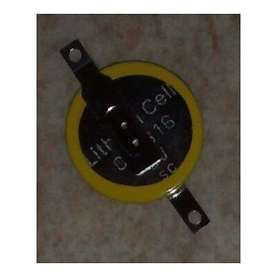 Batterie Replacement CR1616 for Pokemon Rot / Rote, Blau, Gelb - Game Boy - Save