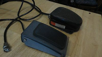 LAB LOT  2 footswitches foot switch