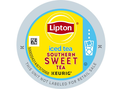Lipton Tea Iced Sweet Tea Keurig K-Cups 88-Count