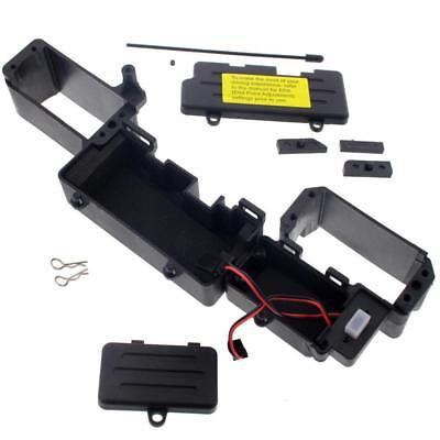 Losi 1/5 Desert Buggy XL * RADIO & BATTERY TRAY, MOUNTS, SWITCH, COVER & CLIPS *