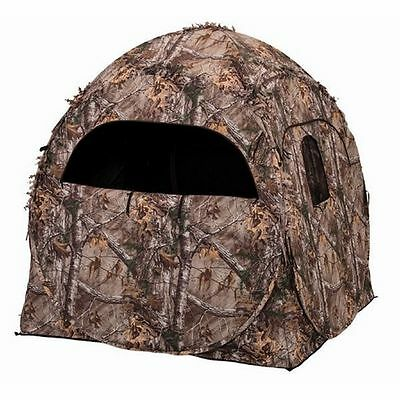 NEW Ameristep Doghouse Blind Realtree Xtra Am-1rx2s010