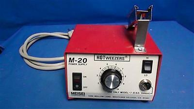 Meisei Corporation Hotweezers M 20 Power Supply 449 99