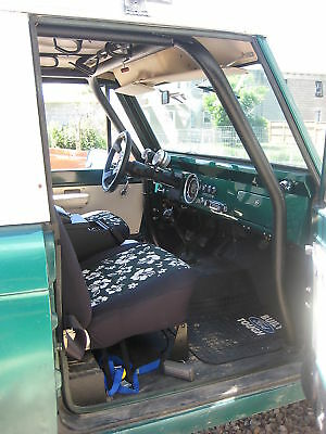 Front Roll Bar Kit 66-77 Bronco Roll Cage Early Bronco