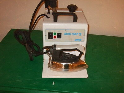 Trevil Mini Vap 3  800 Watt Professional Steam Commercial Iron