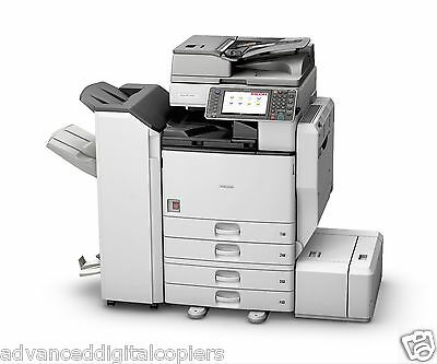 Ricoh Aficio MP3352 MP 3352 Copier Printer Color Scan