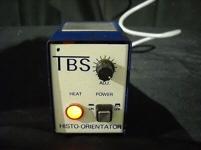 Triangle Biomedical Sciences TBS Histo-Orientator Hot Plate Cat # H-TO-120