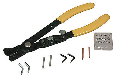 Lisle 46000 Com. Internal/External Snap Ring Pliers