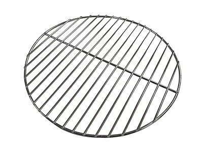 BARBECUE CHARCOAL GRATE GRILL to fit Kettle WEBER 47CM BBQ (Approx 34.5cm)