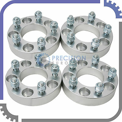 "(4) 1"" inch Wheel Adapters 