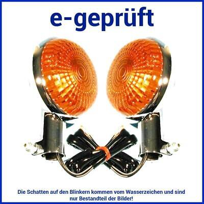 Blinker PAAR vorne rechts + links Yamaha XVZ 1300 A Royal Star