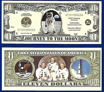 25 FAKE I1 Bonnie and Clyde Dollar Bills Collectible--Novelty GANGSTER