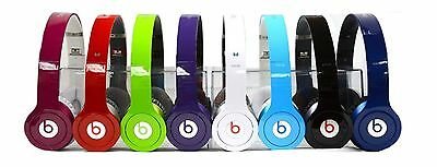 Beats Solo HD By Dr. Dre Beats Solo HD On-Ear Genuine Headphones