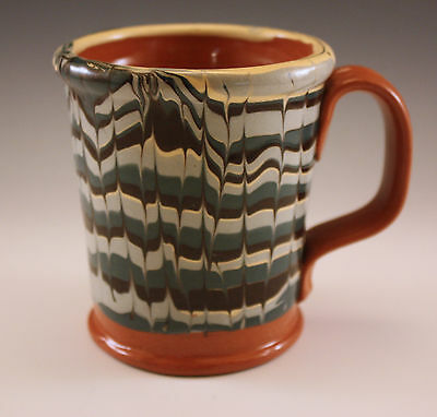 Greenfield Village Pottery Pulled Feather Mug - Ryan Forrey