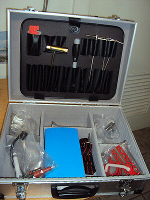 CHAINSAW TOOL BOX KIT COMPRESSION TESTER WRENCHES PLUG WRENCHES for Husqvarna