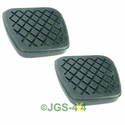 Rover MG MGF TF 1.6 1.8 Brake & Clutch Pedal Rubber Kit - DPB7047L