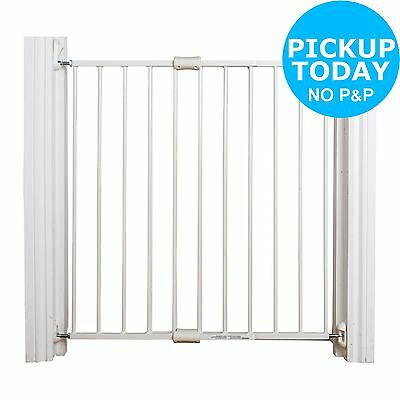 BabyStart Extending Metal Wall Fix Safety Gate -From the Argos Shop on ebay