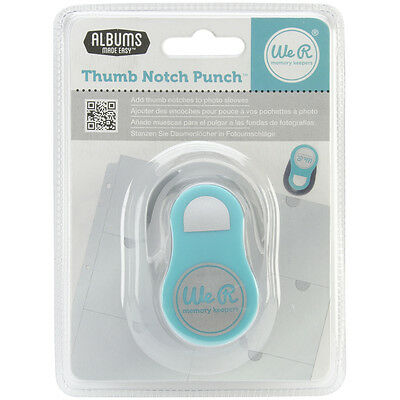 Thumb Notch Punch- by We R Memory Keepers