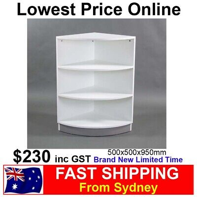 POS Corner Timber Counter FOR Convenience Store Supermarket Pharmacy Brand New!