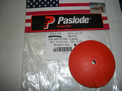 """NEW"" Paslode Part #  501016  Air Deflector"