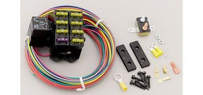 Painless Wiring 70107 Fuse Block 7-Circuit Universal Kit