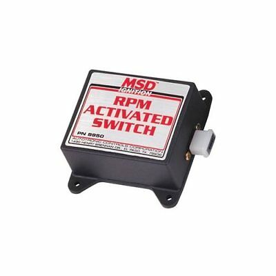 MSD 8950 RPM Activated Switch Adjustment Requires MSD Pills Ea