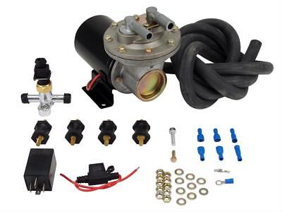 COMP Cams 5500 Vacuum Pump Electric 12 V DC 25 Hg Vacuum Kit