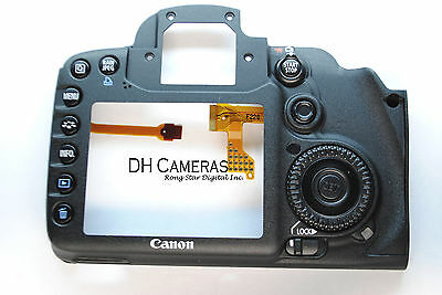 CANON EOS 7D BACK COVER ASSY NEW GENUINE REPAIR PART