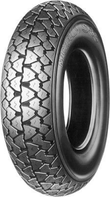Michelin S83 SCOOTER TIRE 3.50-10 S83 REINF 59J F/R 10 57203 SCTR-14 87-9331