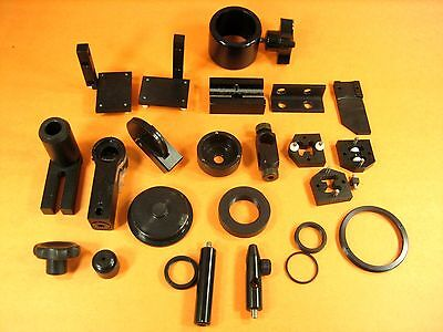 MISC - OPTICAL COMPONENTS  -  (Lot of 15 Pieces)