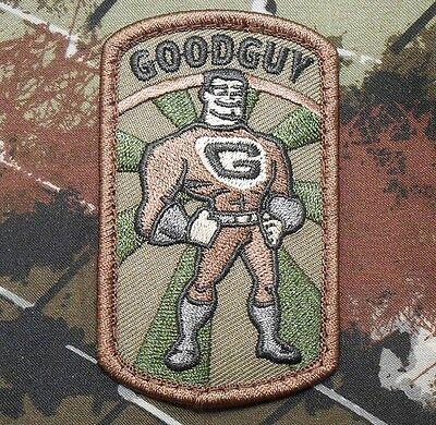 Goodguy Usa Army Morale Military Combat Forest Velcro® Brand Fastener Patch