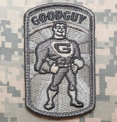GOODGUY USA ARMY MORALE MILITARY COMBAT TACTICAL US ISAF BADGE ACU VELCRO PATCH