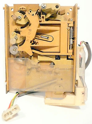 part sale: SEEBURG 100-78D: tested / works COIN MECHANISM w/ SMOOTH ACTION