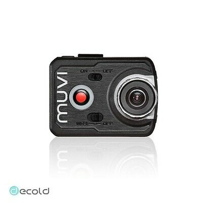 Veho VCC-006-K1 MUVI K-Series K1 Wi-Fi Handsfree Camera with 16MP GoPro rival