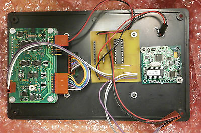 SEETRON TRM-425L 4 LINE x 20 CHARACTER Serial LCD W// Keypad Input WITHOUT EPROM