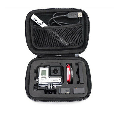 Shockproof Waterproof Storage Hard Carry Case Bag Box For GoPro Hero 2 3 3+ 4