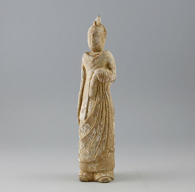 Northern Wei attendant figure