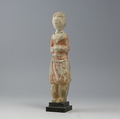 Tang figure of a lady
