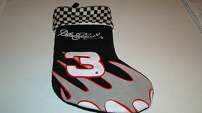 Dale Earnhardt  Christmas Stocking