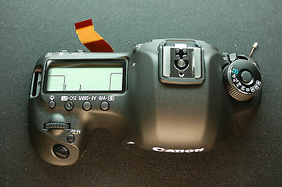 CANON EOS REBEL 5D Mark III TOP COVER CABINET NEW GENUINE PART ORIGINAL OEM