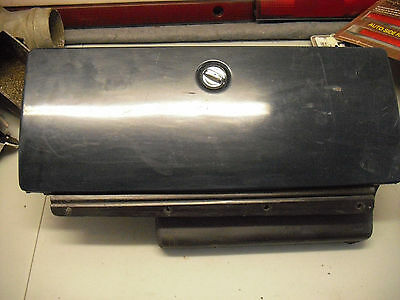 1986 CHEVY C10 C20 C30 GLOVE BOX