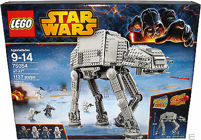2014 LEGO STAR WARS #75054 IMPERIAL AT-AT MISB NEW SEALED