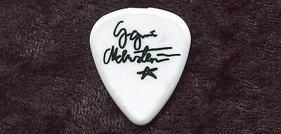 YNGWIE MALMSTEEN 2000 Wars Tour Guitar Pick!!! custom concert stage Pick #2