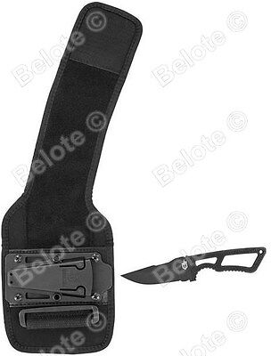 GERBER Ghostrike Series Fixed Blade Deluxe Kit With Ankle Wrap 30-001006 NEW