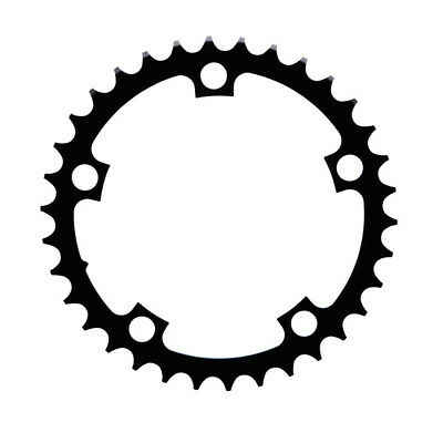 SRAM Alloy Road Bike Chain Ring 34T V1 110 Bcd 3mm Black