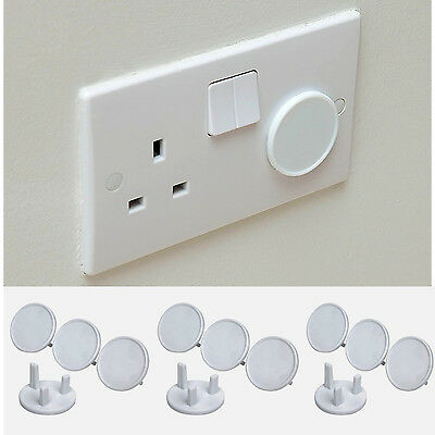 Baby proof socket covers