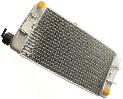 Go Kart Iame X30 Genuine Mini / Junior / Senior Standard Silver Radiator Karting