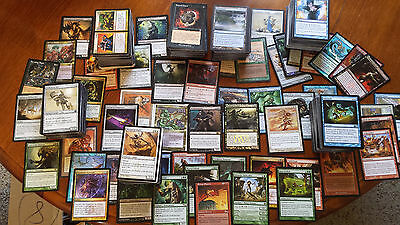 1000 cards w/rares & foils instant collection MTG magic the gathering lot CNY