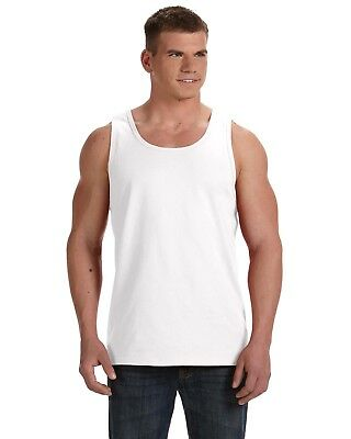 39TKR Fruit Of The Loom Tank Top Active 5 oz 100% Heavy Cotton HD Men's